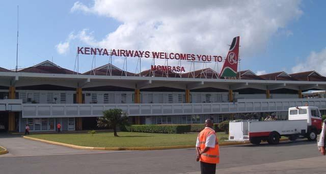 24 - Международный аэропорт Момбаса имени Даниэля Мои(Mombasa Moi International Airport) коды ИАТА: MBA ИКАО: HKMO город: Момбаса, поселок Порт Райц(City - Mombasa, the village of Port Ritz) страна: Кения (Kenya)