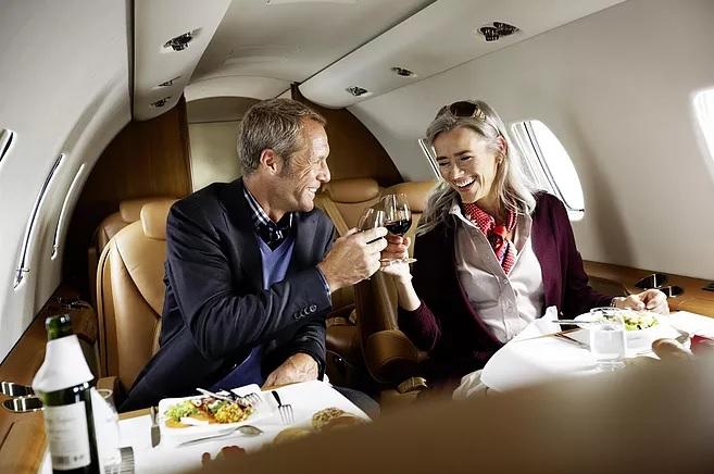 3 8 - Чего ожидать, когда летишь частным самолетом