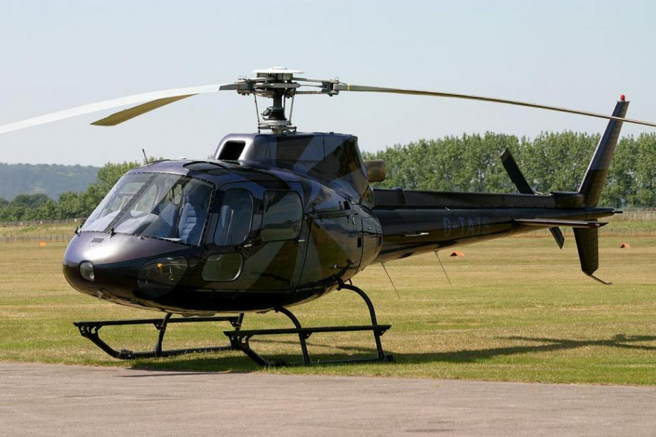 36721 - Горнолыжные курорты Франции: сколько стоит долететь туда на вертолете