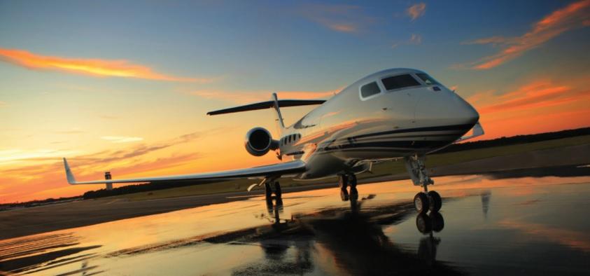 4 2 - Чего ожидать, когда летишь частным самолетом