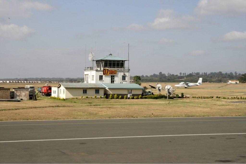 Аэропорт Вильсон в Найроби