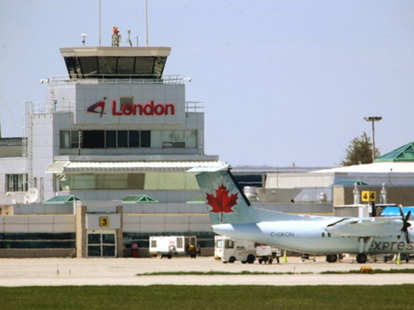 55 - Аэропорт Международный аэропорт Лондон  (London) коды IATA: YXU ICAO: CYXU город: Лондон ((London) страна: Канада (Canada)