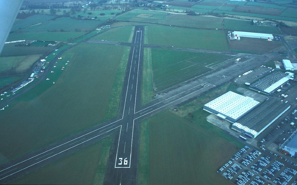 Аэропорт База ВВС Райт Паттерсон