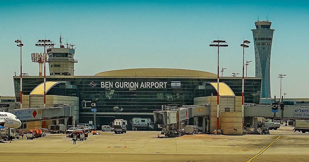 8787 1024x538 - Аэропорт Бен-Гуриона в Израиле модернизируют