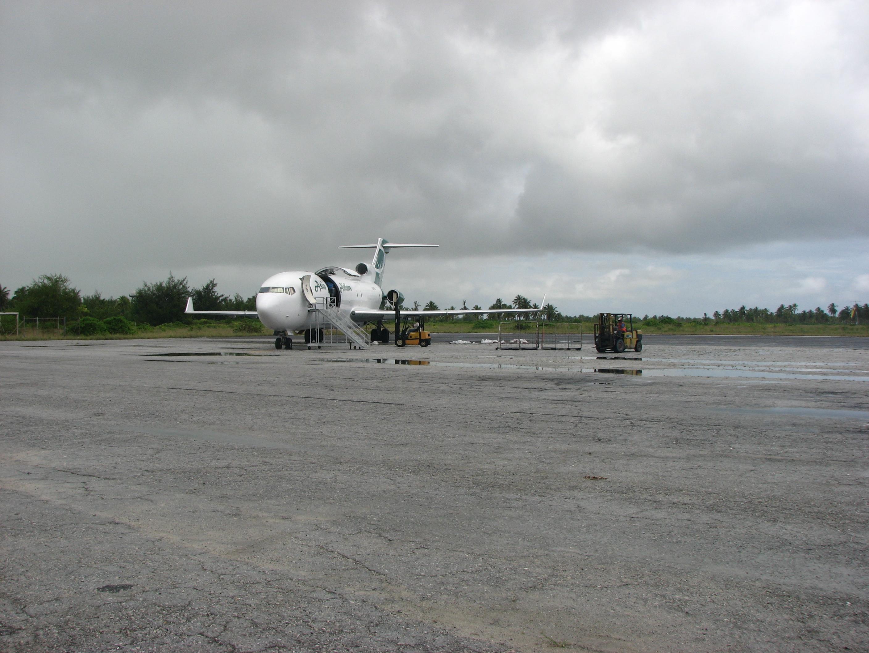 APA CXI - Аэропорты Кирибати