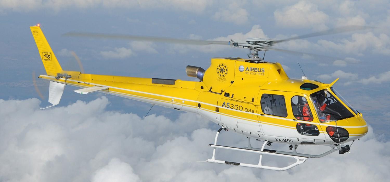 Airbus Helicopter AS 350 B2 2008 1 - Вертолетные рейсы на горнолыжные курорты Франции: актуальные направления и цены