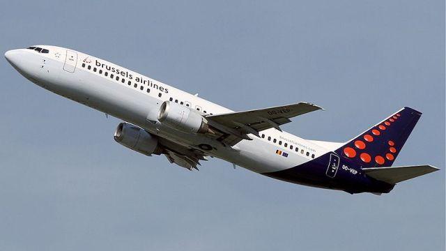 В понедельник и среду пройдет забастовка пилотов Brussels Airlines