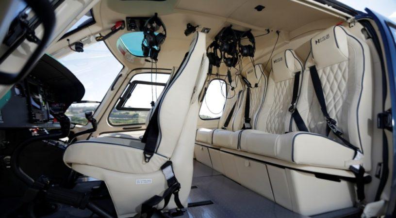 Credito da foto  Renato Olivas 816x450 - 100-ый бразильский вертолет H125 передан клиенту