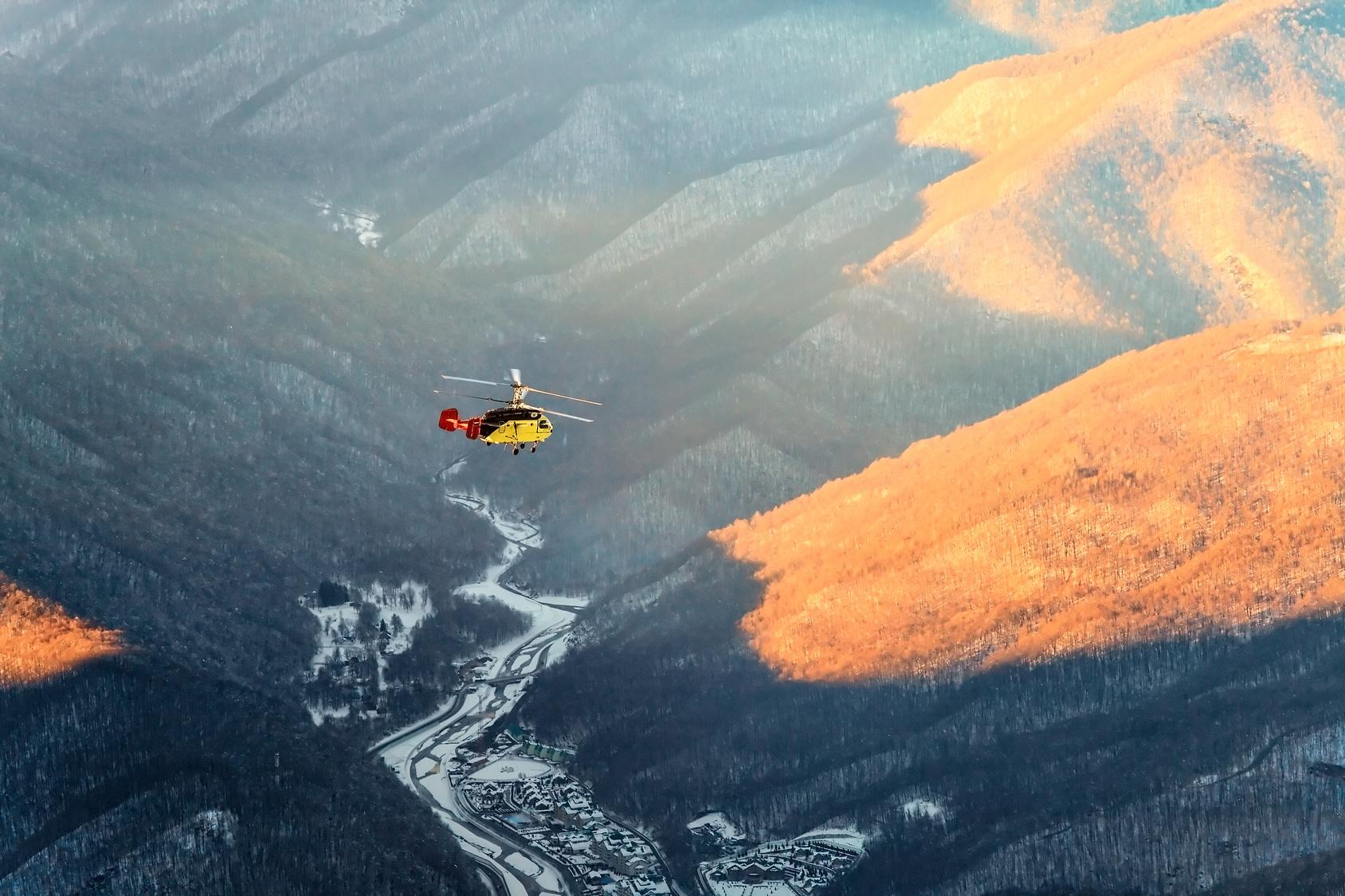 Fotolia 125106463 Subscription Monthly M - Вертолетные рейсы на горнолыжные курорты Франции: актуальные направления и цены