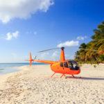 Вертолетные рейсы на горнолыжные курорты Франции: актуальные направления и цены