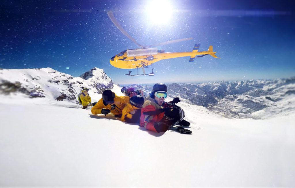Fotolia 81174552 Subscription Monthly M 1024x652 - Горнолыжные курорты Франции: сколько стоят вертолетные рейсы