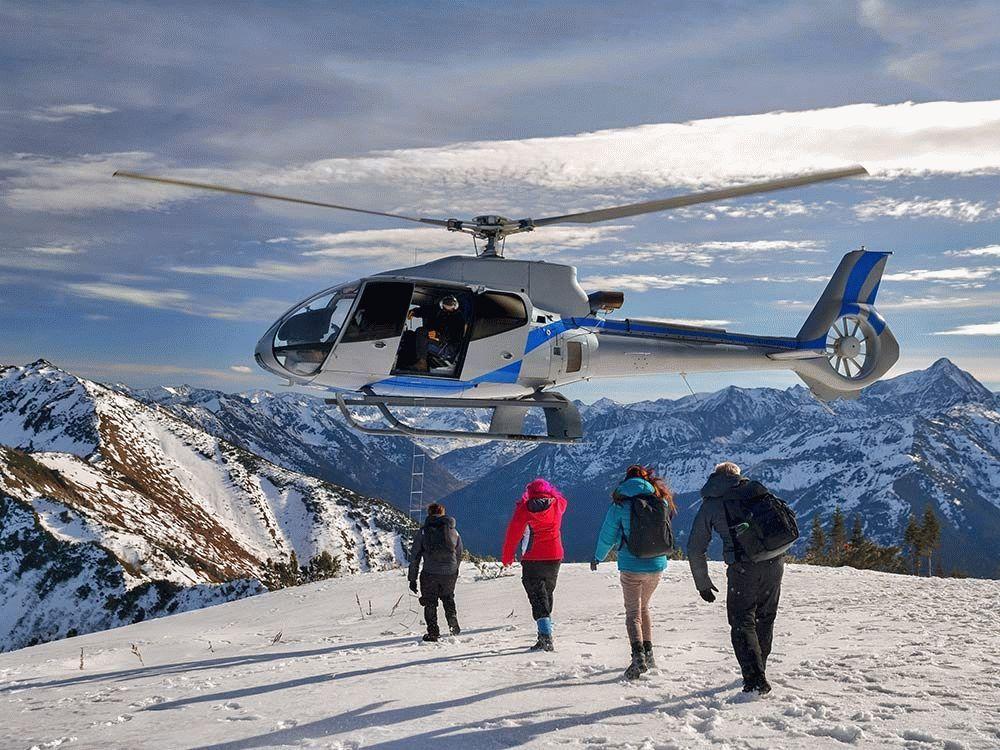 Gudauri1 - Вертолетные рейсы на горнолыжные курорты Франции: актуальные направления и цены