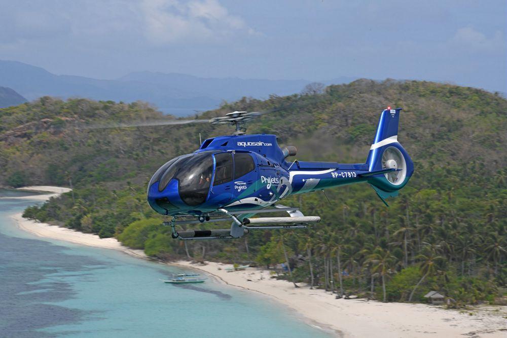 H130  Philjets Corporate passenger transport - Вертолетные маршруты на горнолыжные французские курорты: актуальные направления и цены
