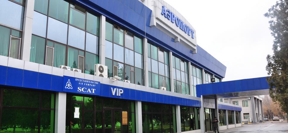Rekonstruktsiya aeroporta SHyimkent 964x445 - Аэропорты Казахстана