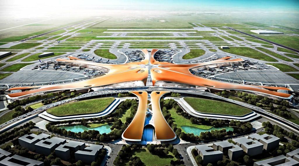 aer5 1024x570 - В Пекине будет запущен новый международный аэропорт