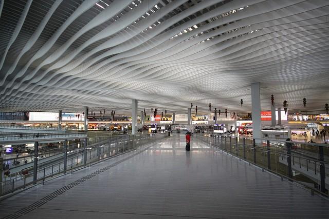 aeroport gonkonga 01 - Аэропорты Гонконга