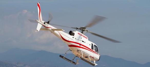 as 350 ecureuil  1 - Вертолетные рейсы на горнолыжные курорты Франции: актуальные направления и цены