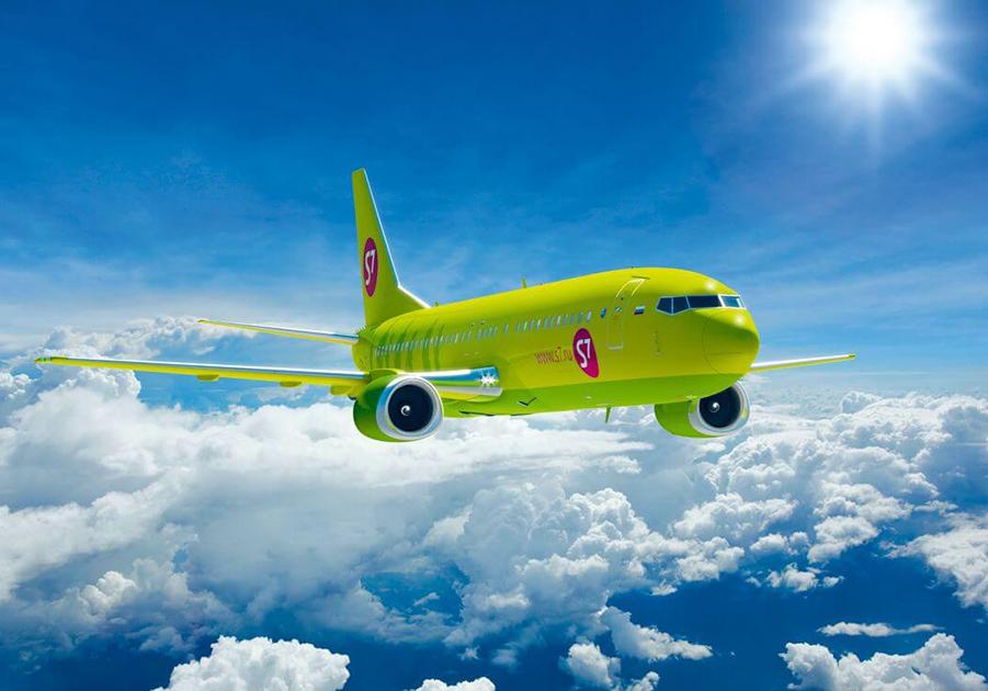 S7 Airlines обозначила начало традиционной акции «Рейс Героя»
