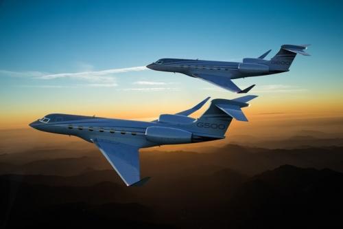 Два дня рекордных перелетов G500 и G600