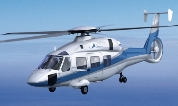 ka 62 atlas - Вертолетные рейсы на горнолыжные курорты Франции: направления, цены, услуги