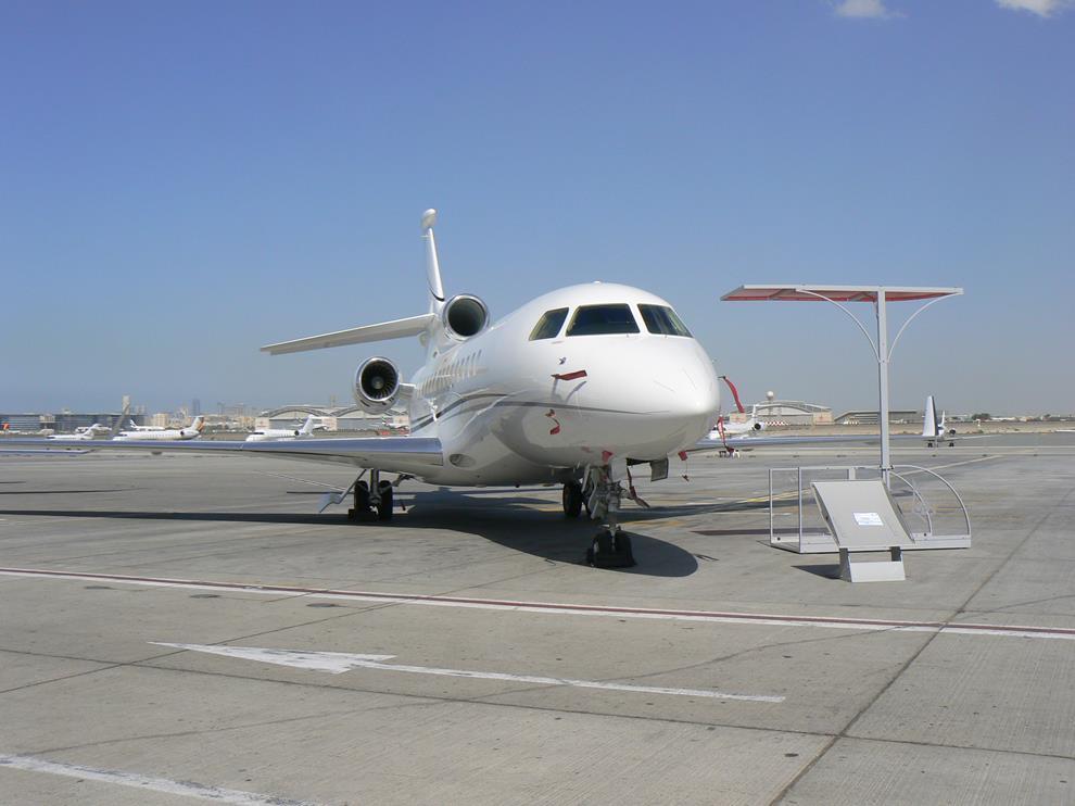 lepotamirafalcon 7x - Авиасалон в Австралии