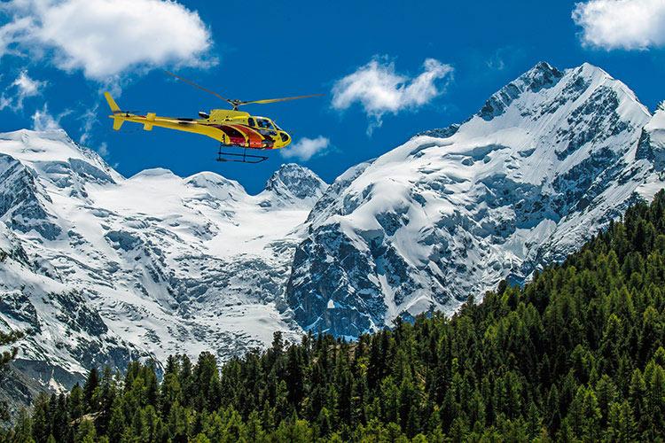 main - Горнолыжные курорты Франции: сколько стоят вертолетные рейсы