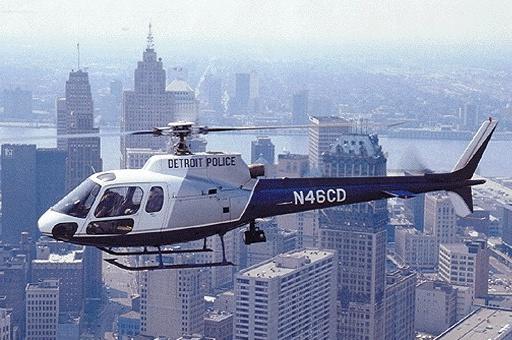 sa350 04 - Горнолыжные курорты Франции: сколько стоит долететь туда на вертолете