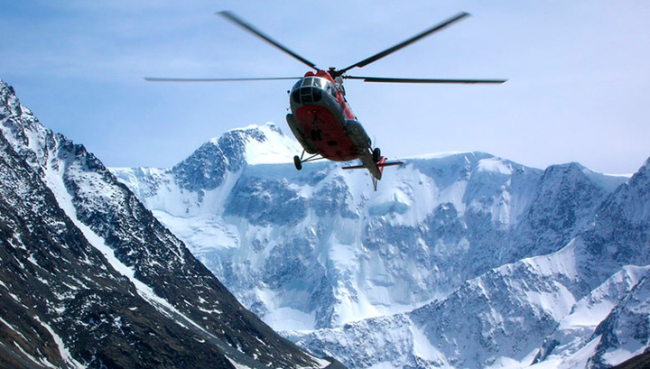 vertolet 2 - Горнолыжные курорты Франции: сколько стоят вертолетные рейсы
