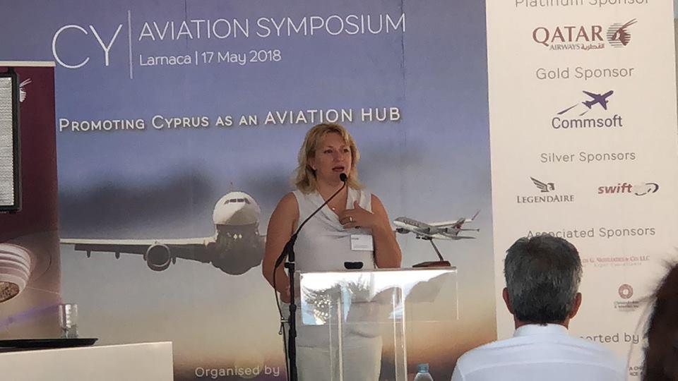 32782600 1656052227846736 3810587915218583552 n - На Кипре прошел авиационный симпозиум с участием Cofrance Sarl