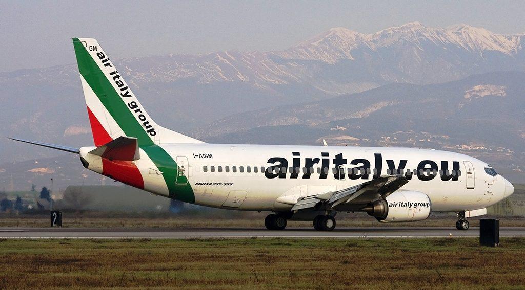 Air Italy 1024x567 - Air Italy открывает новый рейс из Милана в Дели