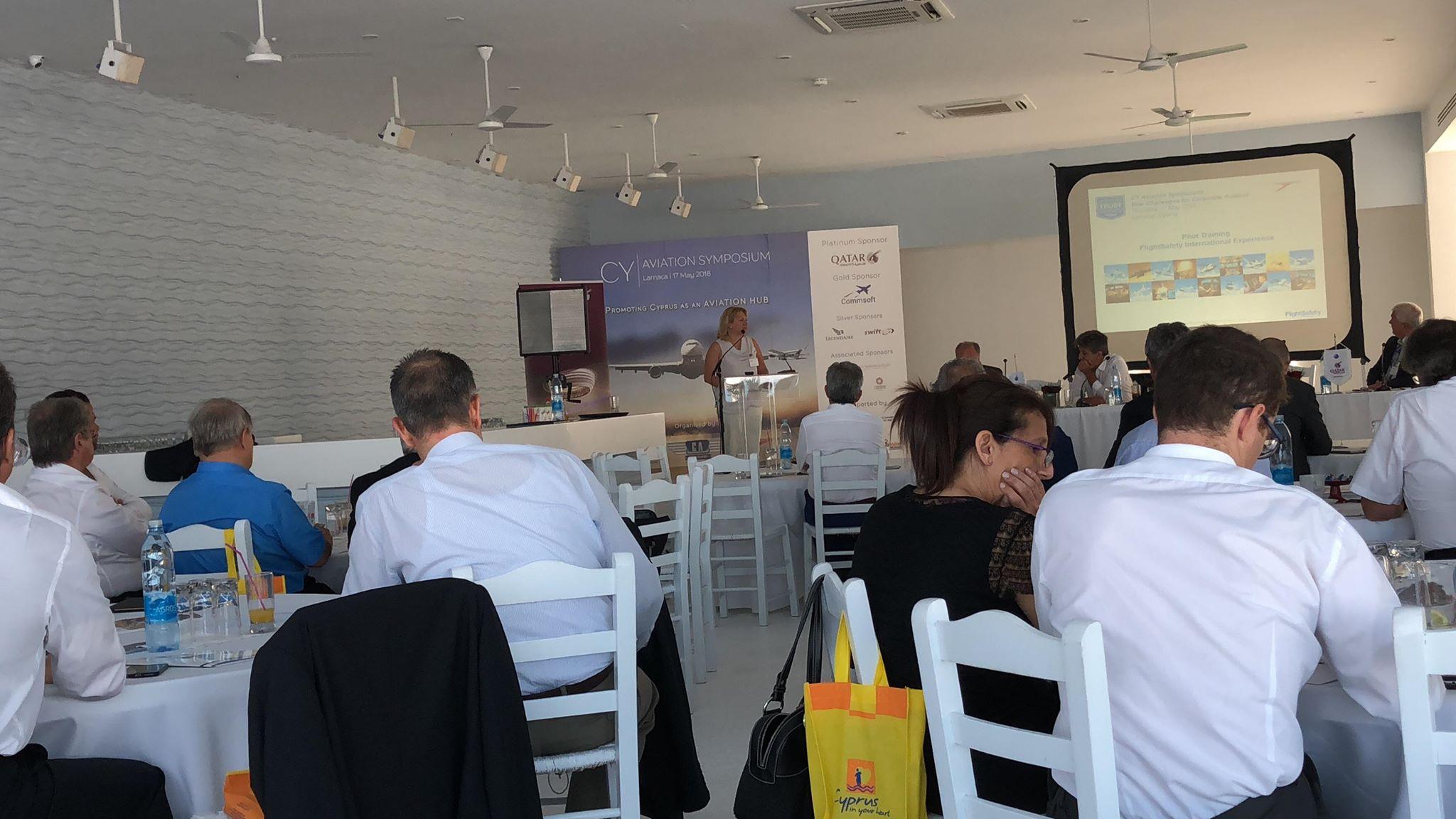 Cyprus Aviation Symposium1 - На Кипре прошел авиационный симпозиум с участием Cofrance Sarl