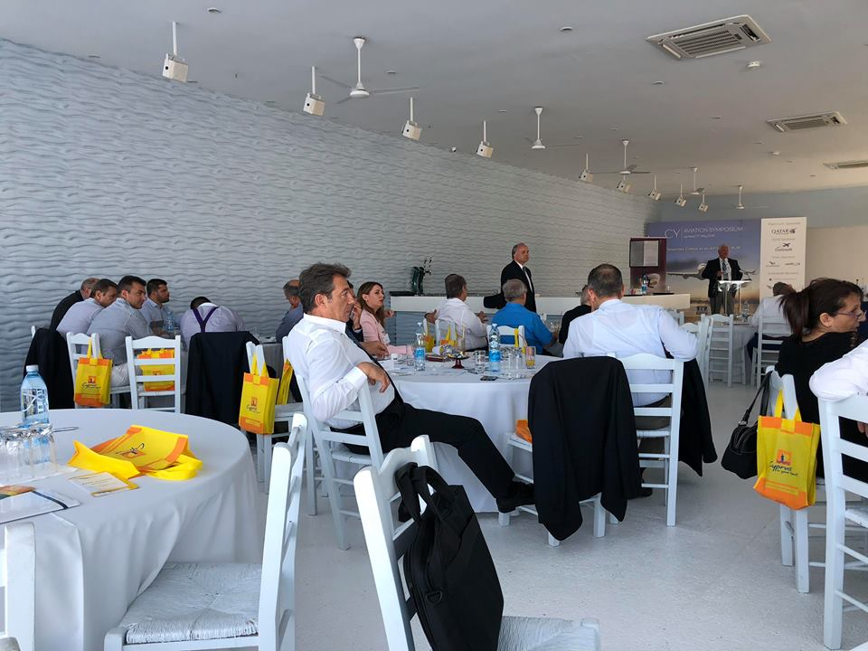 Cyprus Aviation Symposium2 - На Кипре прошел авиационный симпозиум с участием Cofrance Sarl