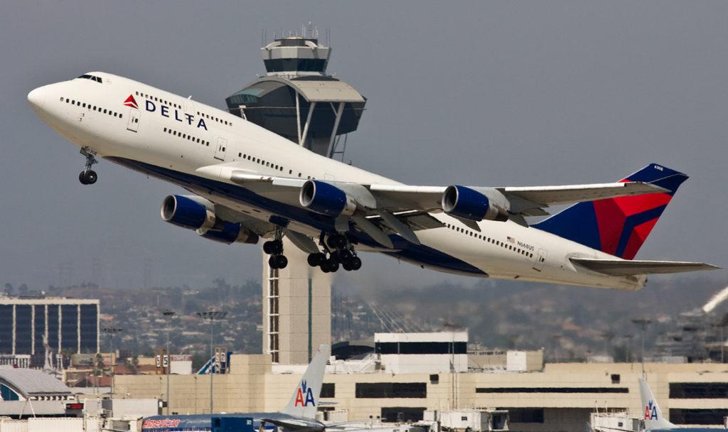 Delta 1024x608 - Авиакомпания Delta отрывает рейс Лос-Анджелес – Париж