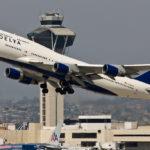 Авиакомпания Delta отрывает рейс Лос-Анджелес – Париж