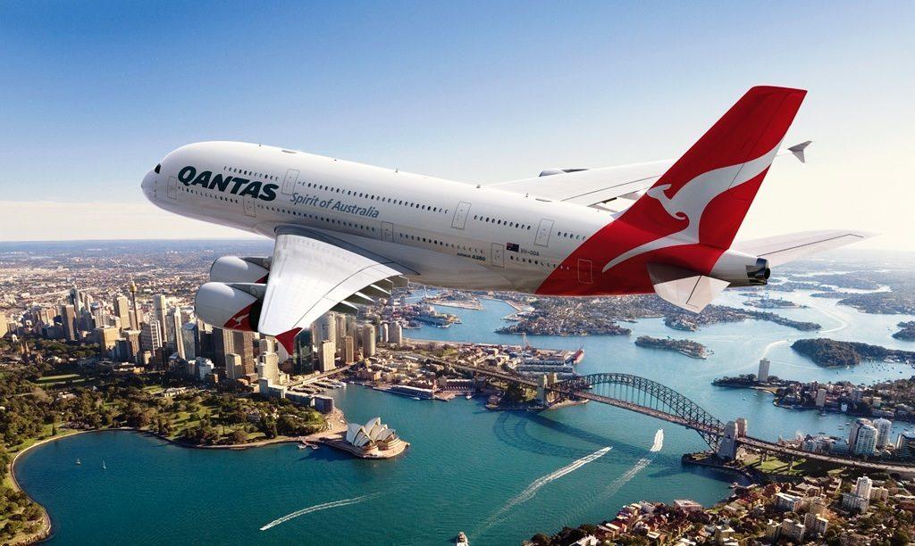 Qantas 1024x612 - Авиакомпания Qantas откроет рейсы между Сиднеем и Нумеа