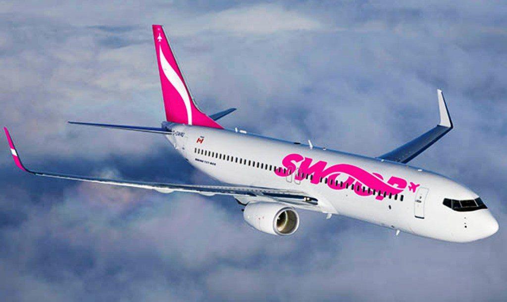 air journal Swoop 737 800 1024x611 - За несколько дней до первого полёта Swoop представила униформу