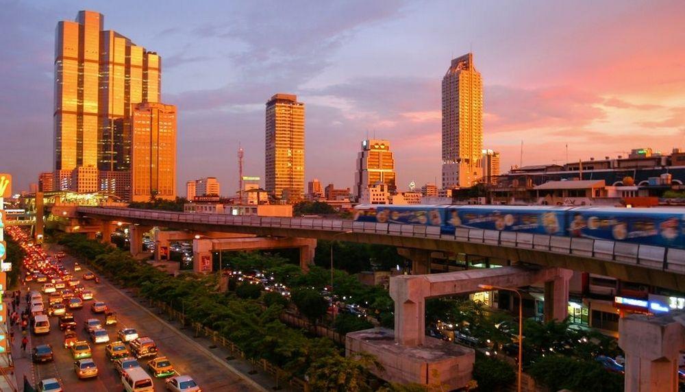 tailand - Таиланд построит крупнейший аэропорт в ЮВА, .. если не погрязнет в коррупции