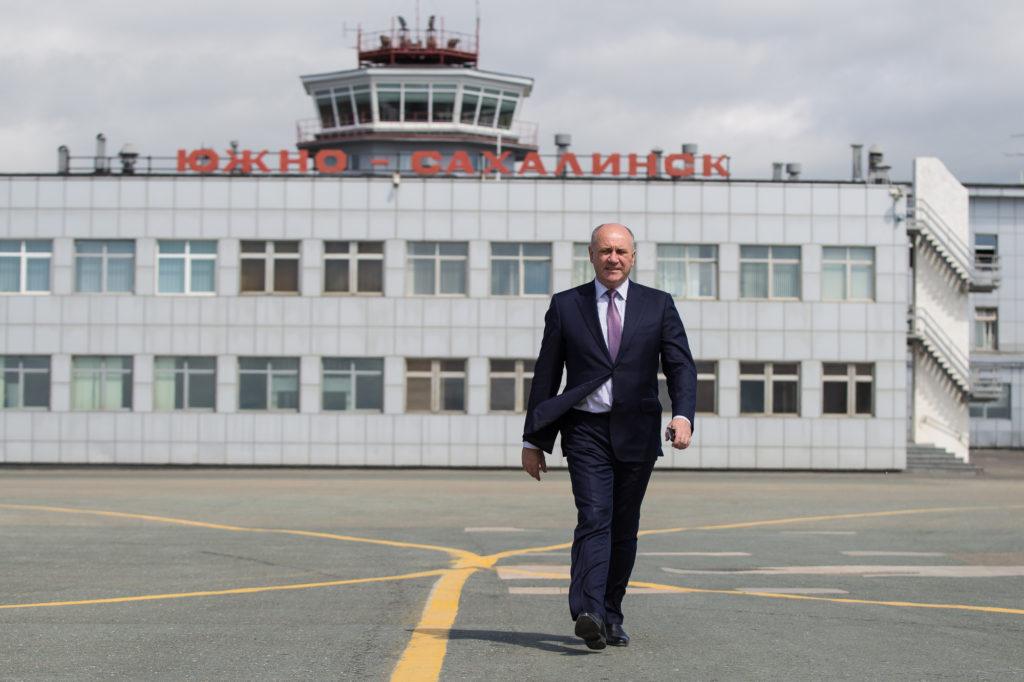 045b45b016c607b8360db79af1 1024x682 - Аэропорт «Южно-Сахалинск» активно участвует в форуме NETWORK