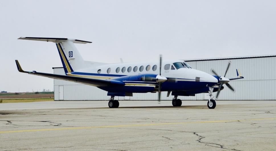 111882 960 969X727 - Итальянский стиль  Piaggio Avanti II против американской практичности Beechcraft King Air 350i/350iER