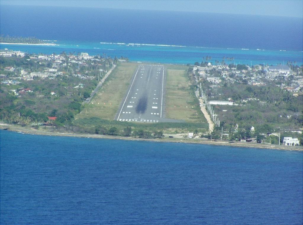 Аэропорт Сан-Андрес