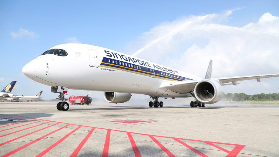 A350-900 Ultra Long Range для Singapore Airlines