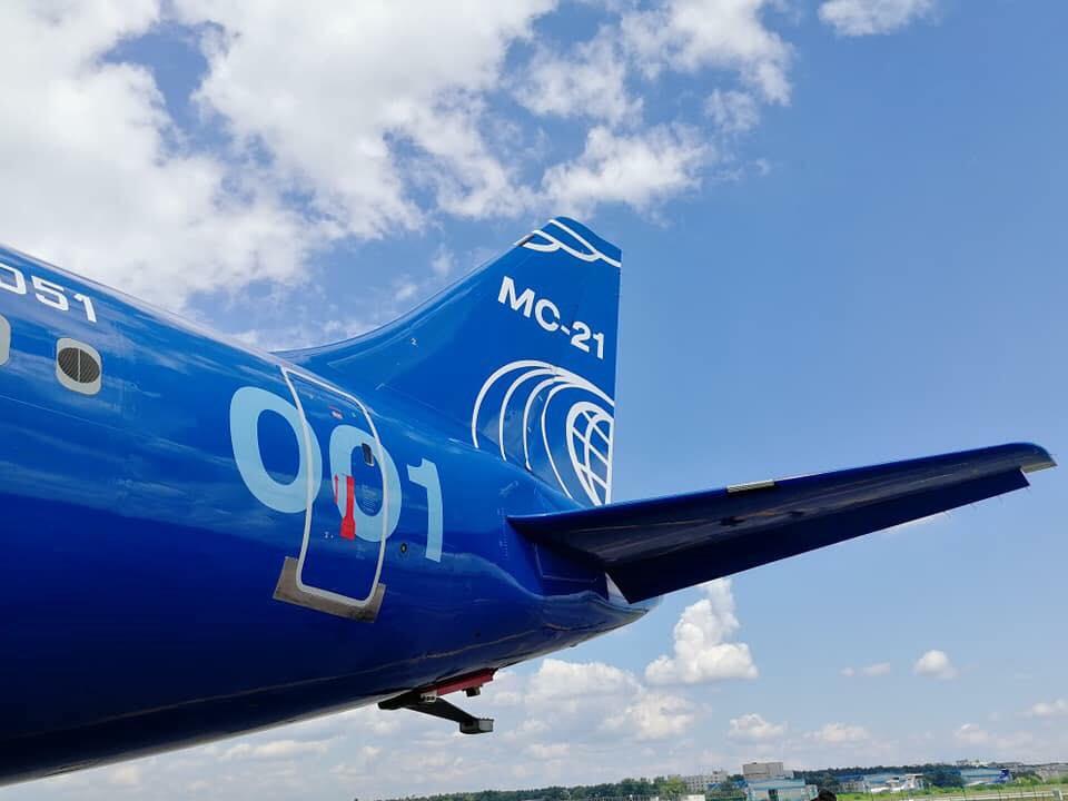 36973047 1725832740868684 2145218731356192768 n - Новый самолёт МС-21: полёт уже в 2020
