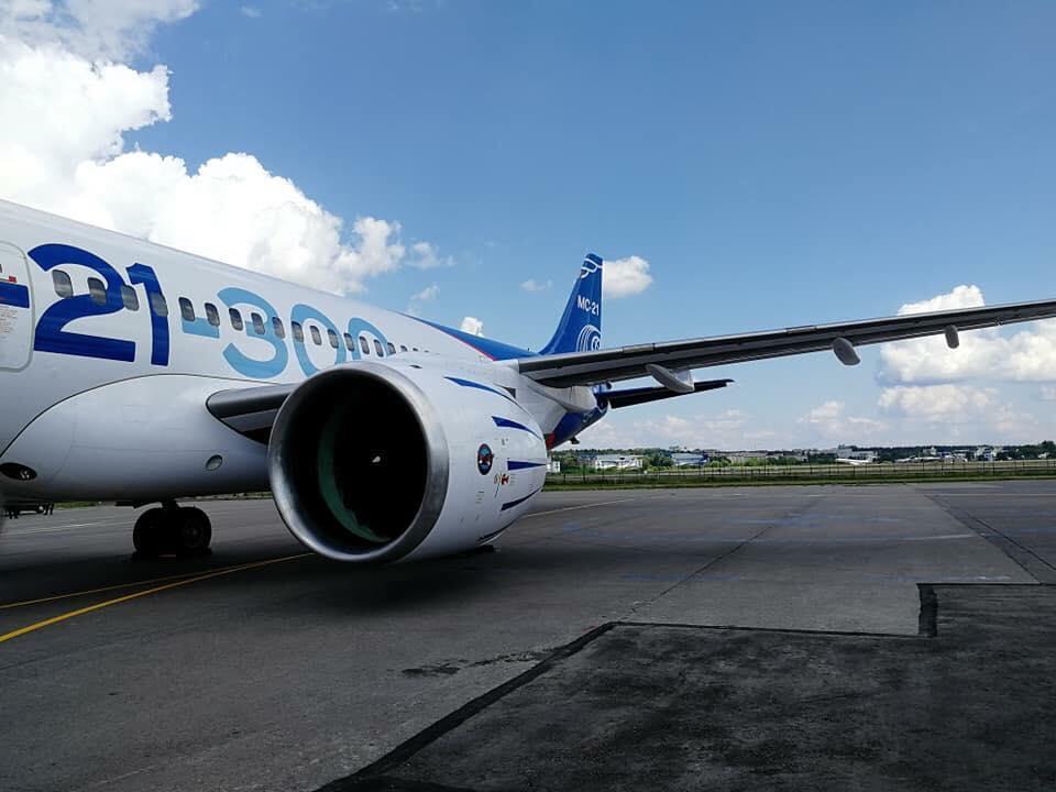 37005723 1725832757535349 7135371169053540352 n - Новый самолёт МС-21: полёт уже в 2020