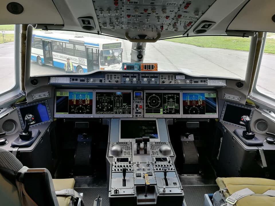 37110413 1725832807535344 2856769863114817536 n - Новый самолёт МС-21: полёт уже в 2020