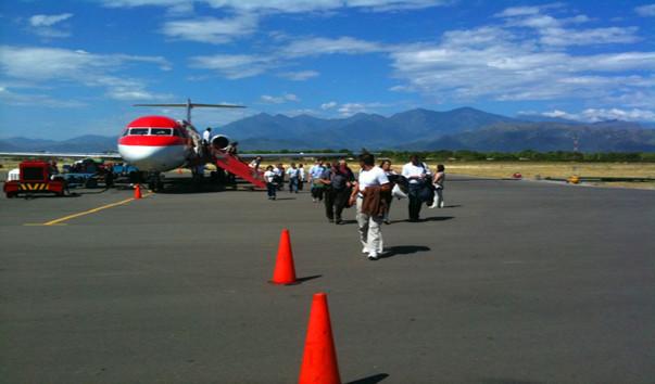 4 - Аэропорт Вальедупар ( Valledupar Airport) коды IATA: VUP ICAO: SKVP город: Вальедупар (Valledupar) страна: Колумбия (Colombia)