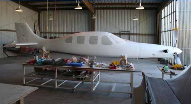5174 - Самолеты из композитных материалов - свойства и уход за ними
