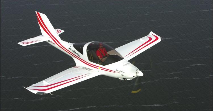 589 3 - Самолеты из композитных материалов - свойства и уход за ними