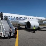 A220 300 stairs 150x150 - Новый гибридный самолёт от Boeing