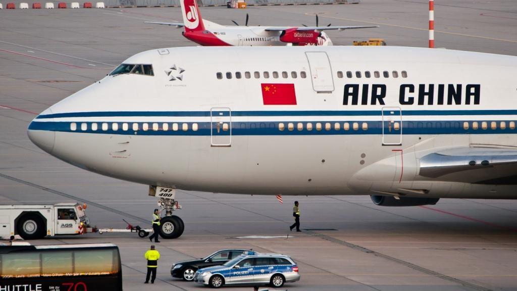 Air China 1 1024x576 - В курении во время полета подозревают пилотов Air China