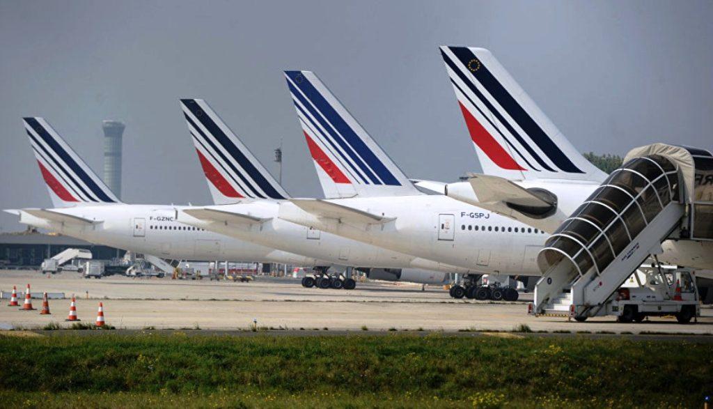Air France 1024x587 - Air France открывает рейс Париж-Бари